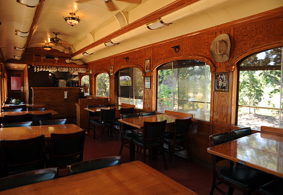 Napa Valley Wine Trains
