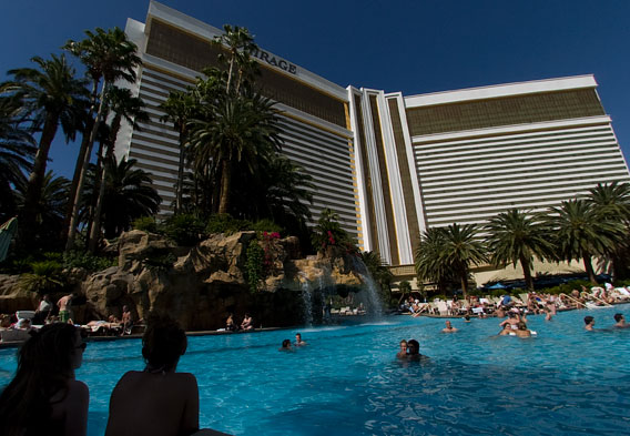 Vegas Pools